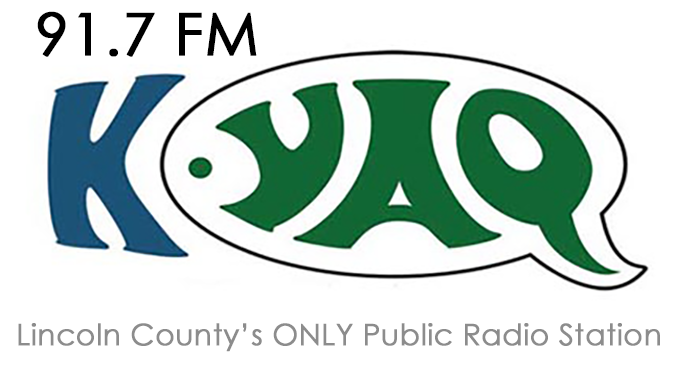 91.7 FM  Lincoln County's Only Local Public Radio Station